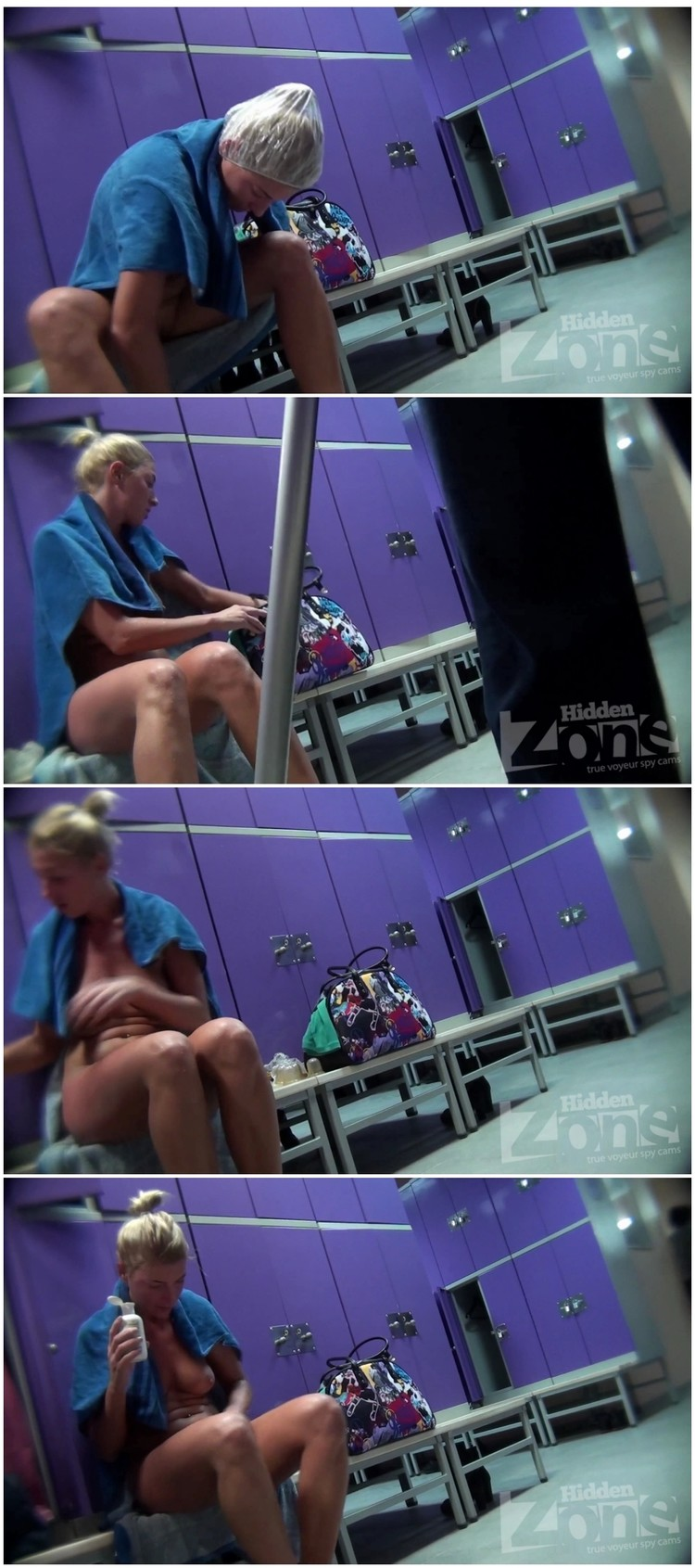 Hidden cam caught masturbation chandelier cam
