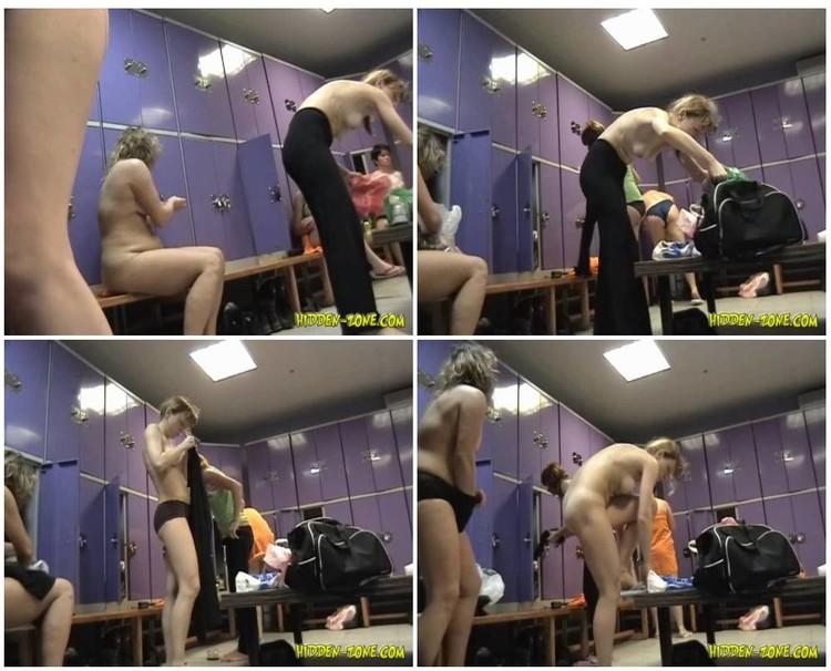 Lesbian locker room hidden camera